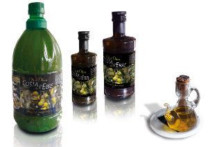 Aceite oliva virgen extra (Arbequina cosecha propia)