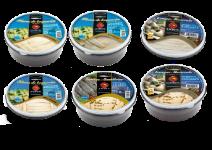 Filetes de boquerón, sardina y arenque